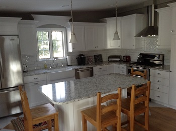Custom Long Island Kitchen Design